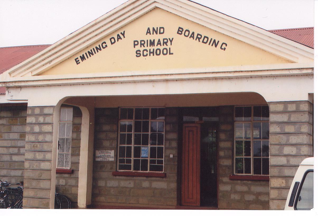 primary school in Kenya 001