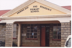 primary school in Kenya 001